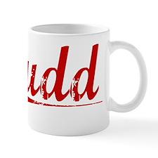 Judd, Vintage Red Mug