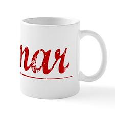 Jamar, Vintage Red Mug