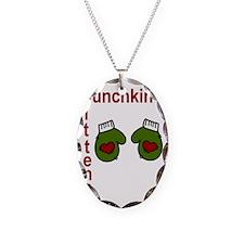 Munchkins Mittens Necklace