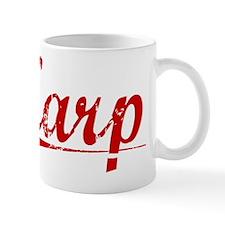 Karp, Vintage Red Mug
