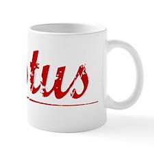 Justus, Vintage Red Mug