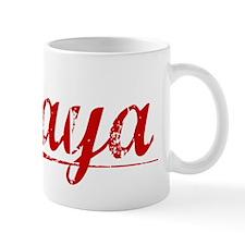 Kaya, Vintage Red Mug