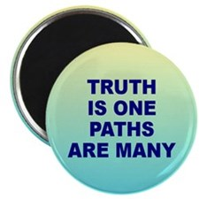 MANY PATHS Magnet