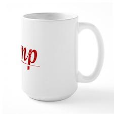 Kemp, Vintage Red Mug