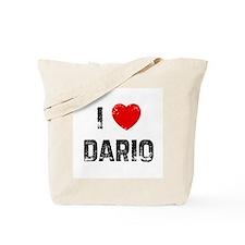 I * Dario Tote Bag