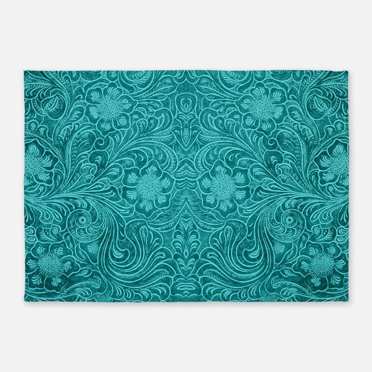 Trina Indoor Outdoor Rug Brown Turquoise: Turquoise Rugs, Turquoise Area Rugs