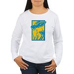 Underwater Fish Women's Long Sleeve T-Shirt