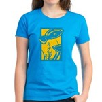 Underwater Fish Women's Dark T-Shirt