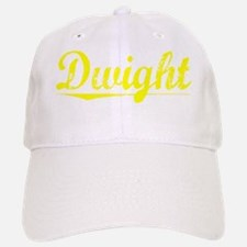 Dwight, Yellow Baseball Baseball Cap