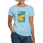 Underwater Fish Women's Light T-Shirt