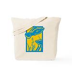 Underwater Fish Tote Bag
