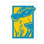 Underwater Fish Postcards (Package of 8)