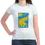 Underwater Fish Jr. Ringer T-Shirt