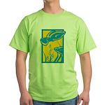 Underwater Fish Green T-Shirt