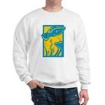 Underwater Fish Sweatshirt