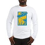 Underwater Fish Long Sleeve T-Shirt