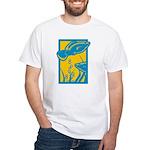 Underwater Fish White T-Shirt