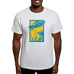 Underwater Fish Light T-Shirt