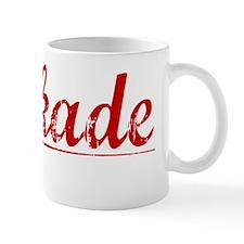 Kinkade, Vintage Red Mug