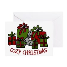 Cozy Christmas Greeting Card