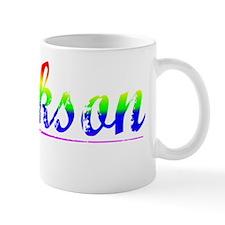 Clarkson, Rainbow, Mug