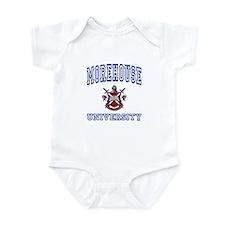 MOREHOUSE University Infant Bodysuit