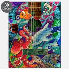 Ocean guitar Puzzle