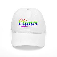 Climer, Rainbow, Baseball Cap