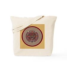 Aztec Calendar- Tote Bag