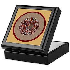 Aztec Calendar- Keepsake Box
