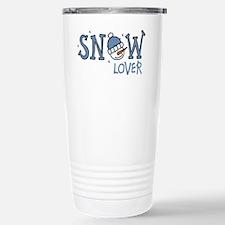 Snow Lover Travel Mug