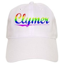 Clymer, Rainbow, Baseball Cap