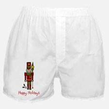 Holiday Nut Cracker Boxer Shorts