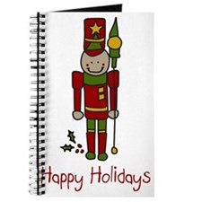 Holiday Nut Cracker Journal