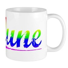 Clune, Rainbow, Small Mug
