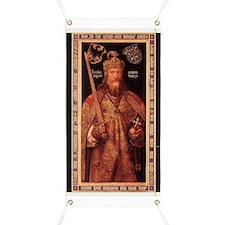 Emperor Charlemagne Banner