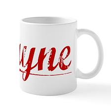 Layne, Vintage Red Mug
