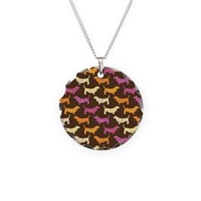 Samba Bassets Necklace