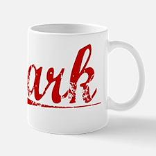 Lark, Vintage Red Mug