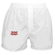 keep-calm-bacon-funny Boxer Shorts