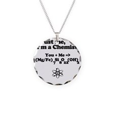 cummingtonite funny shirt Necklace Circle Charm