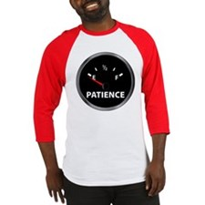 Out of Patience Fuel Gauge Baseball Jersey