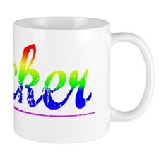 Crocker, Rainbow, Mug