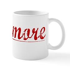 Livermore, Vintage Red Mug
