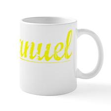 Emmanuel, Yellow Mug