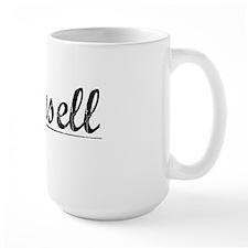 Munsell, Vintage Mug