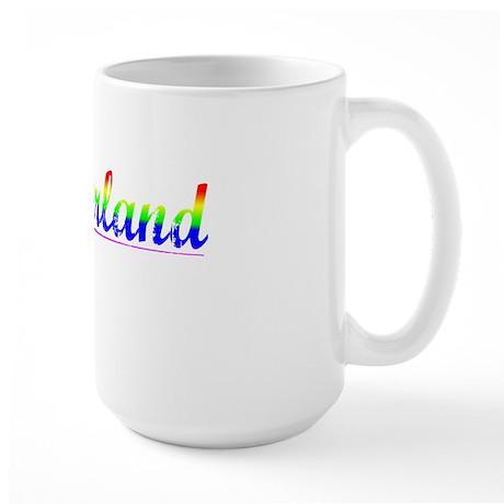 Cumberland, Rainbow, Large Mug