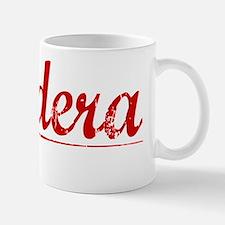Madera, Vintage Red Mug