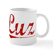 Luz, Vintage Red Mug