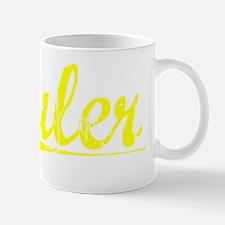 Euler, Yellow Mug